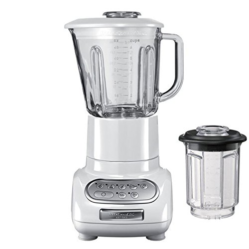 kitchenaid standmixer 5ksb5553ewh wei smoothies online. Black Bedroom Furniture Sets. Home Design Ideas